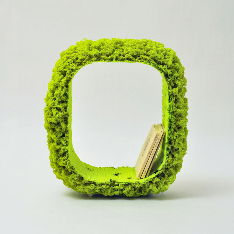 Moss-Like Furniture