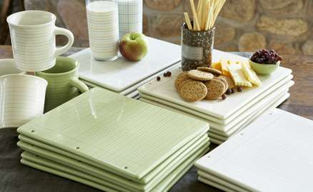 Office Supply Dinnerware