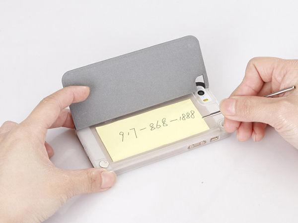 Notepad Smartphone Protectors