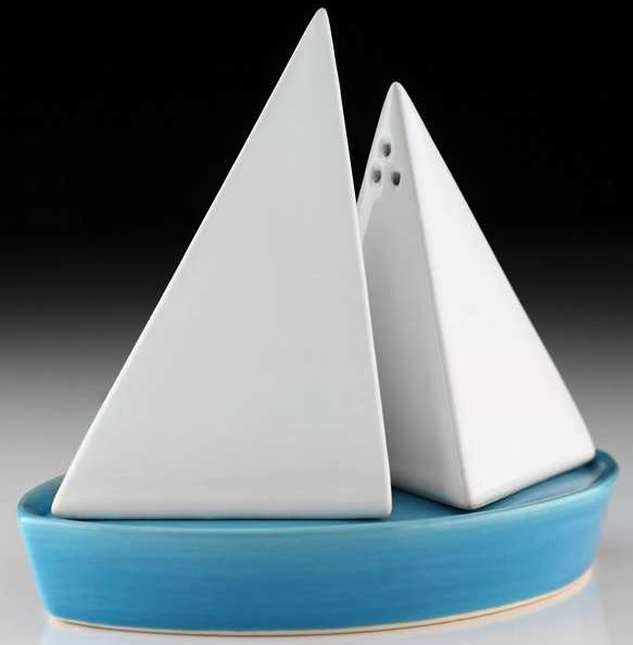 Sailing Spice Shakers
