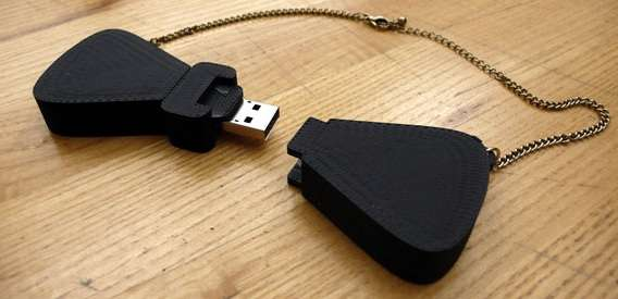 Dressy Data-Storing Accessories