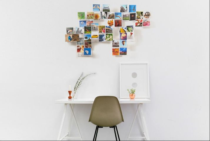 Modular Collage Photo Walls