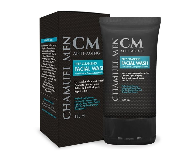 Anti-Aging Men's Cleansers