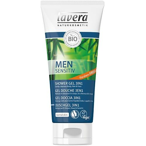 Male-Specific 3-in-1 Shower Gels
