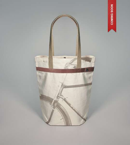 Artisan-Made Canvas Totes