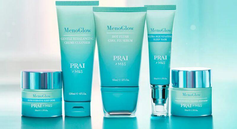 Glow-Boosting Mature Skincare