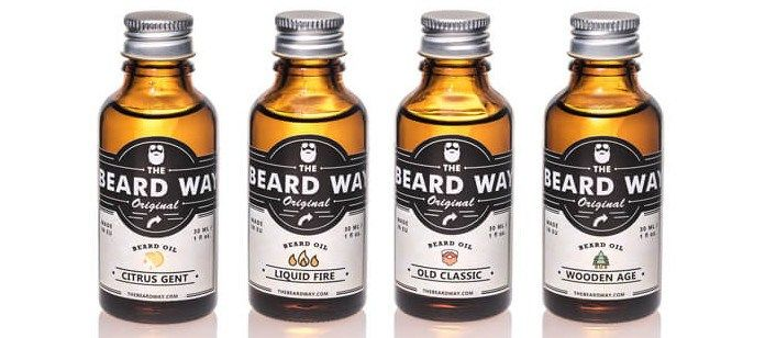 Vitamin-Enriched Beard Oils