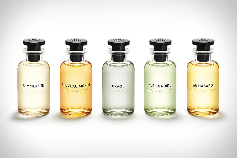 Masculine Fashion-Inspired Fragrances