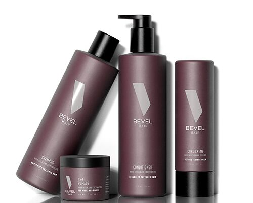 Defining Haircare Product Ranges