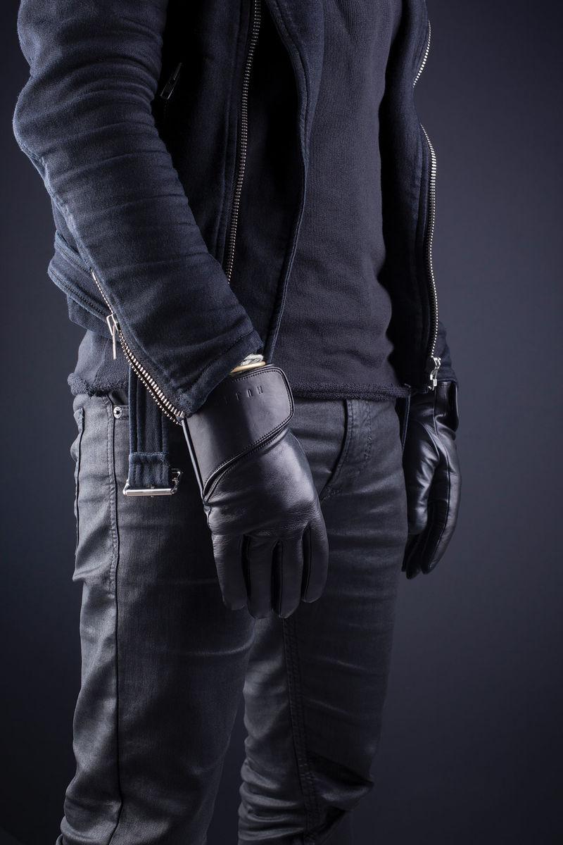 Discreet Smartphone Gloves