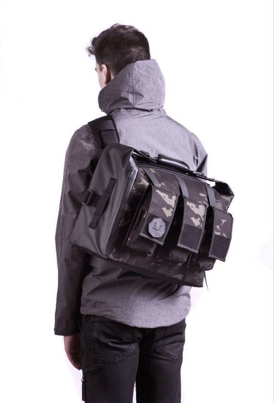 Modular Men's Messenger Bags