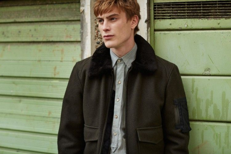 Military-Inspired Outerwear