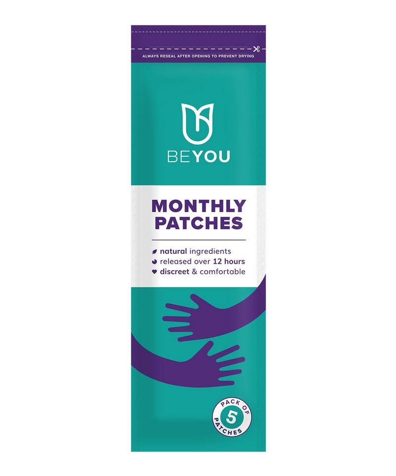 Convenient Menstrual Pain Patches