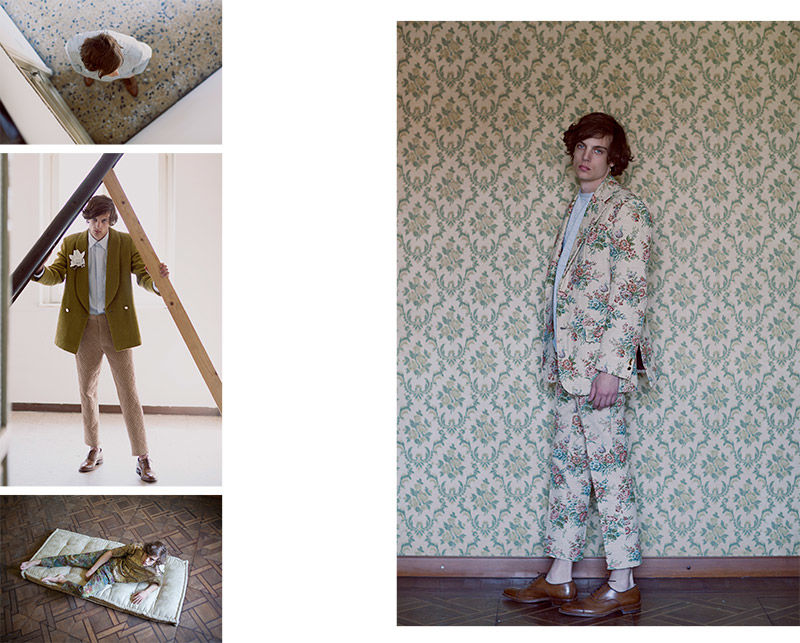 Patterned Elegance Editorials