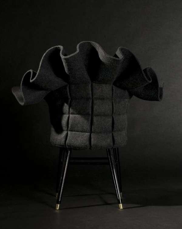 Menswear-Inspired Furniture