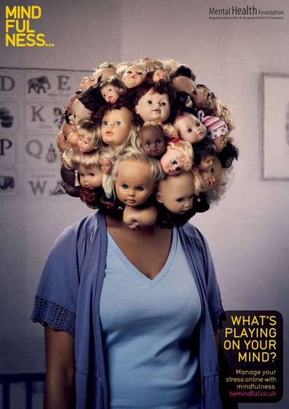 Doll-Headed Ads
