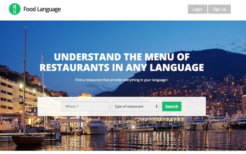 Menu Translation Apps