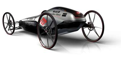 Engineless Gravity Racing Car