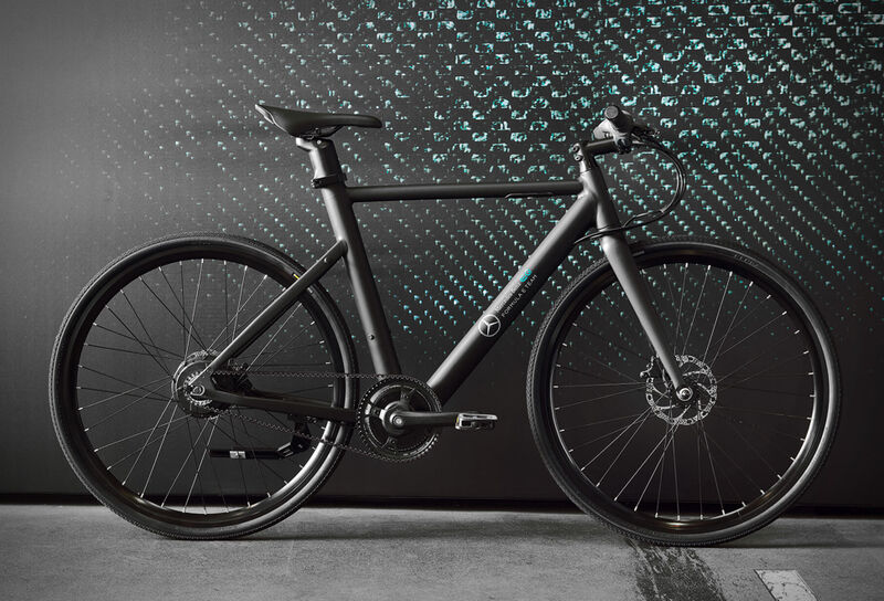 Limited-Edition Automobile Brand eBikes