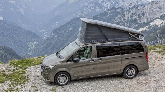 Stripped-Down Camper Vans