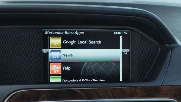 Fully Connected Car Devices