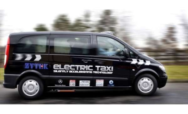 Electrifying Taxis
