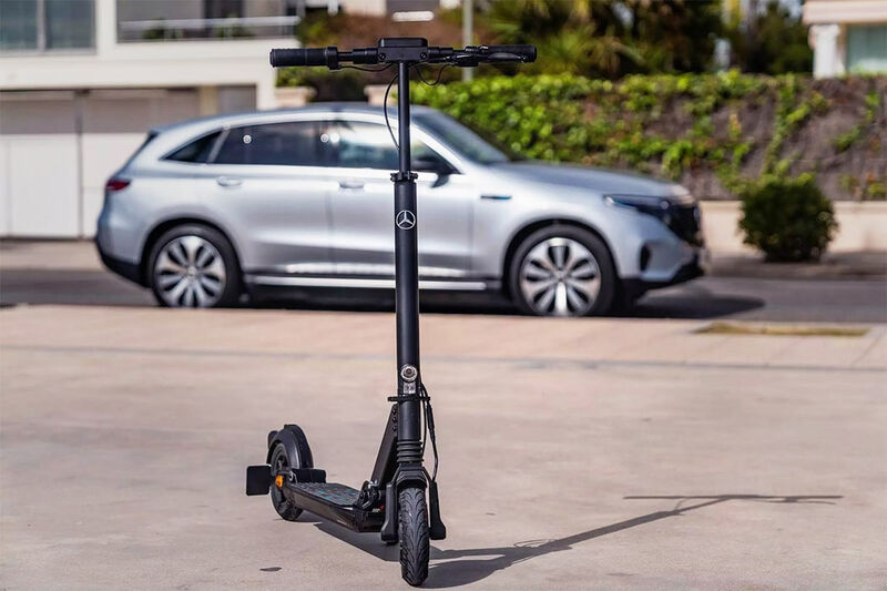Automotive Brand Electric Scooters