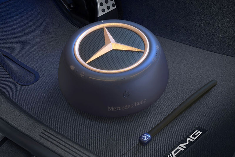 Luxury Car Brand Speakers
