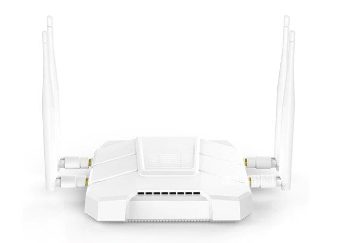 Open-Source Mesh Router Systems