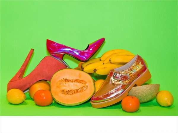 Fresh Fruit Footwear