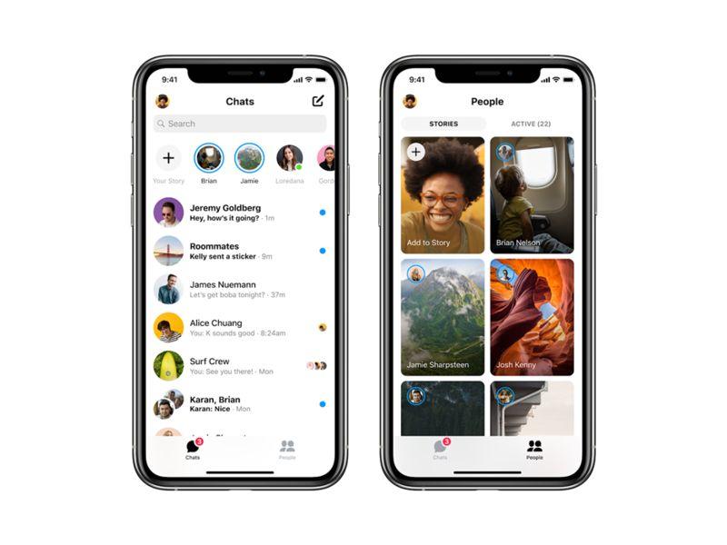 Streamlined Mobile Messaging Apps