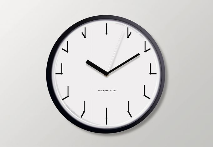 Self-Referential Clocks