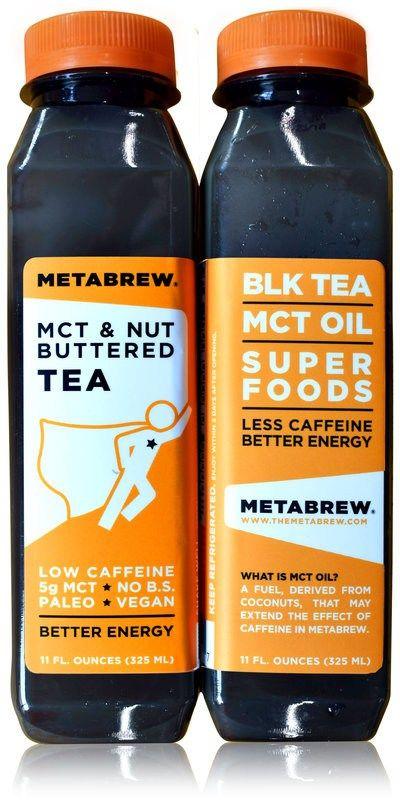 High-Fat Tea Beverages