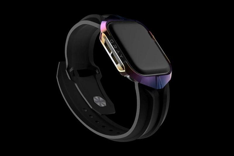 Protective Titanium Smartwatch Cases
