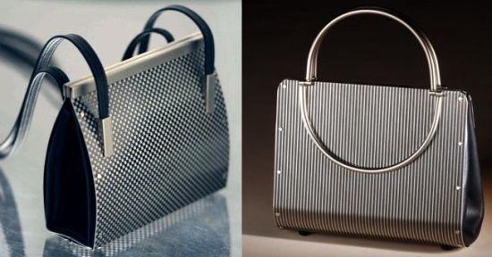Metal Handbags