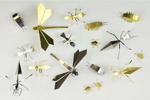 modular origami: transforming the Japanese pinwheel into a Sonobe ... | 413x620