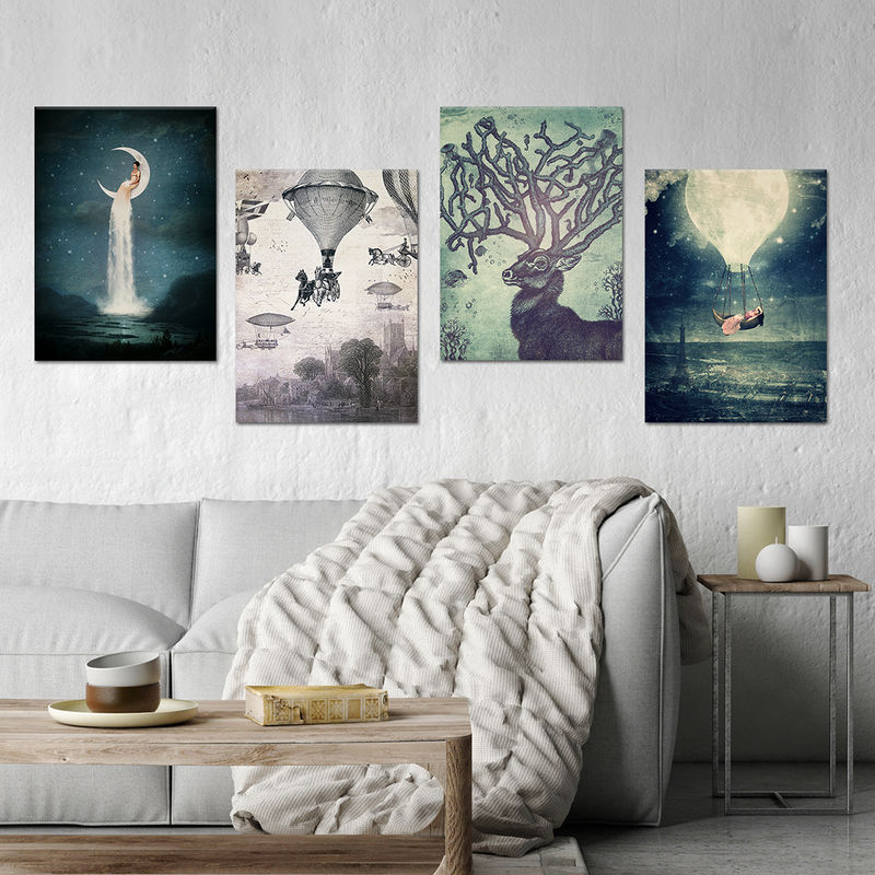 Giftable Metal Posters