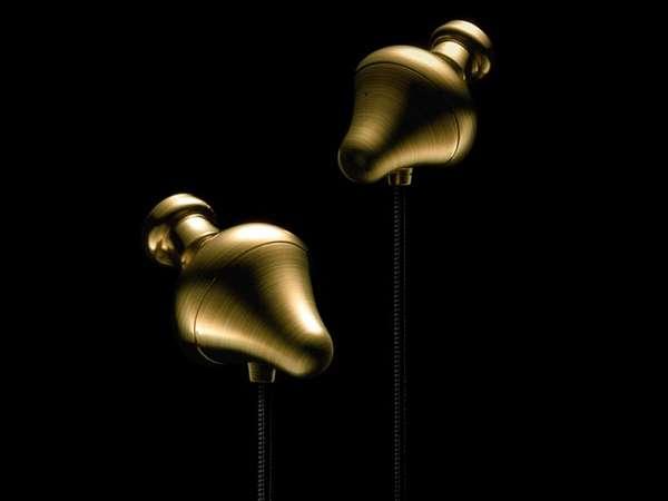 Hyper-Opulent Earbuds