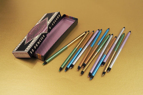 Double-Sided Metallic Pencils