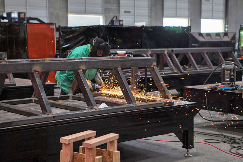 Hyperloop Manufacturing Facilities
