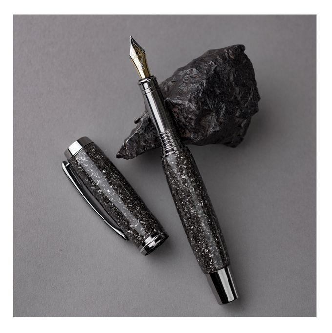 Handcrafted Meteor Pens