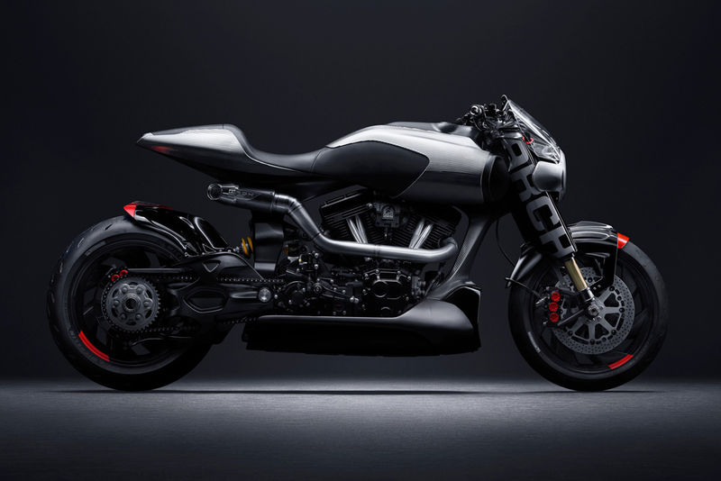 High-Performance Motorcycles