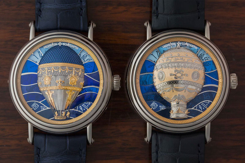 Hot Air Balloon-Inspired Watches