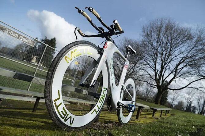 Space Tech Bike Tires