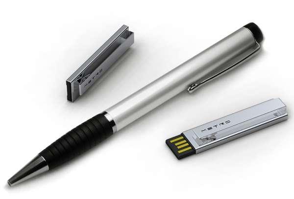 Clippable USB Sticks