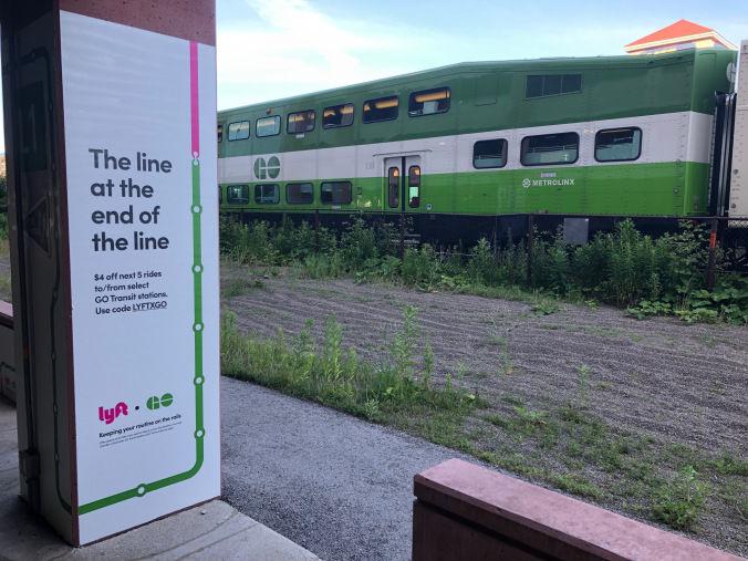 Public Transportation Rideshare Partnerships