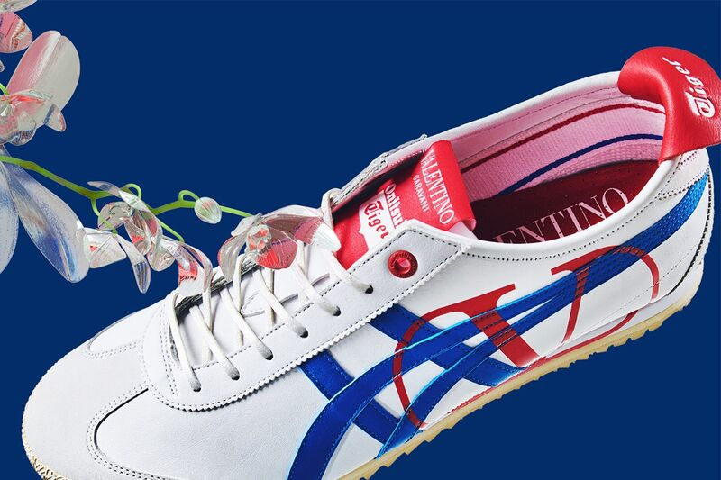 Functional Branded Luxe Sneakers