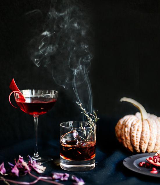 Spooky Smoking Libations