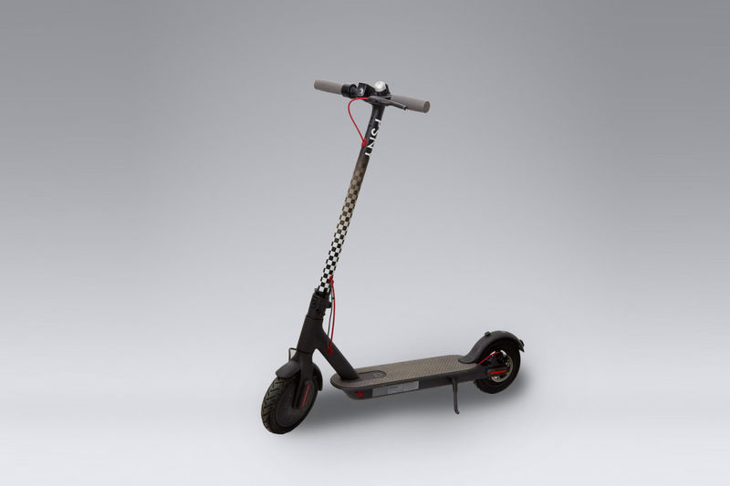 taxi inspired electric scooters mi electric. Black Bedroom Furniture Sets. Home Design Ideas
