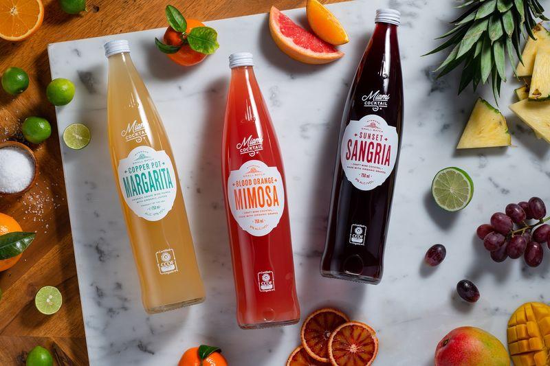 Premium Organic Craft Cocktails
